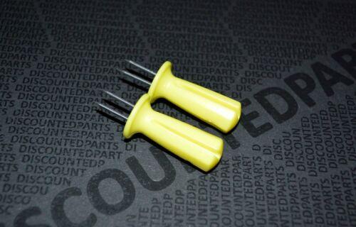 Corn Skewers Corn on the Cob Fork Holders Stainless Steel Fork BBQ Skewer Prongs