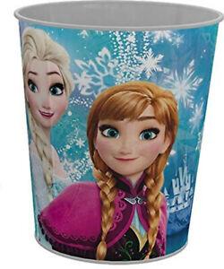 Frozen-Eiskoenigin-Anna-Elsa-Papierkorb-Muelleimer-fuer-Kinder-Disney-Maedchen