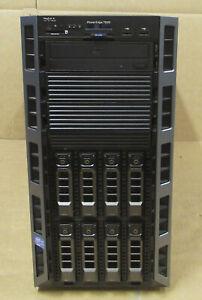 "Dell PowerEdge T620 Six-Core E5-2620 2Ghz 24GB RAM 8x3.5"" Bays H710 Rack Server"