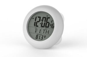 Exclusive Atomic Clock with Water Resistant LCD