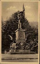 Innsbruck Österreich Tirol 1930 Berg Isel Andreas Hofer Denkmal Standbild Statue
