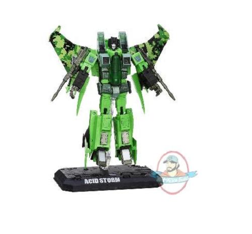 SDCC 2013 Transformers Masterpiece Acid Storm Figure Hasbro
