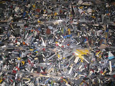 PARTS /& MINIFIGURE GENUINE APPROX 400 PIECES LEGO MARVEL /& DC 500G MIXED BRICKS
