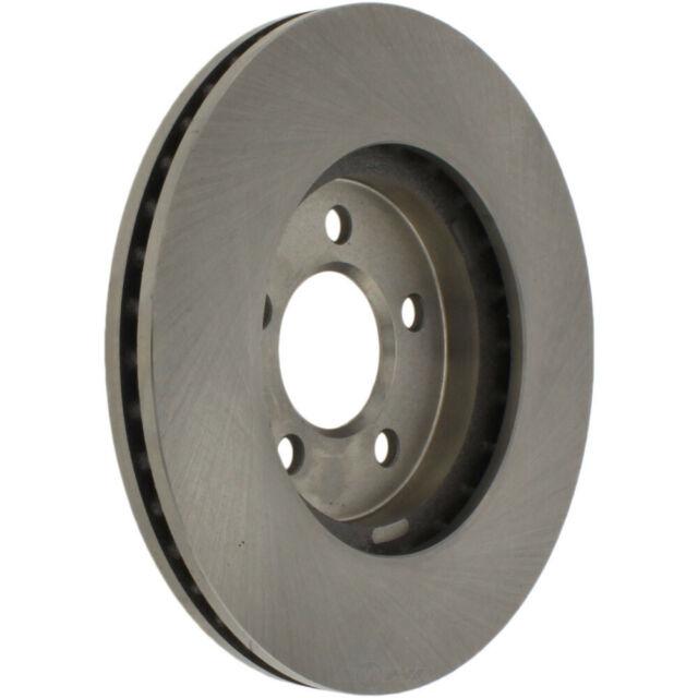 Centric Parts 121.61072 C-Tek Standard Brake Rotor