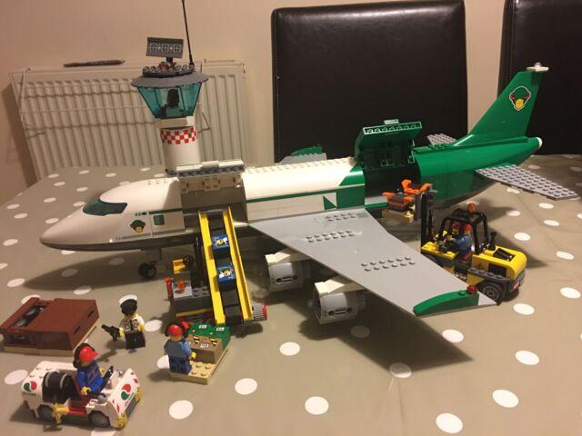 LEGO City Cargo Plane 2008 (7734)