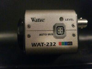 Watec-WAT-232-Miniature-Surveillance-Camera