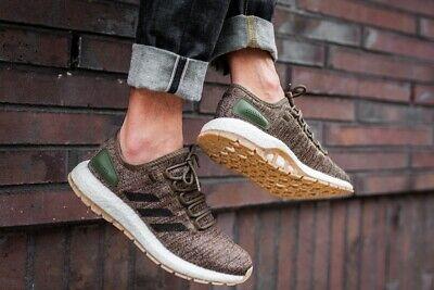 adidas Mens PureBOOST All Terrain Natural Running Shoes | eBay