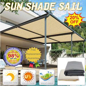 Greenbay Sun Shade Sail Outdoor Garden Patio Party Sunscreen Awning Canopy New