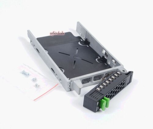 """US 2.5/"""" HDD Caddy Tray Primergy Hot Swap For Fujitsu TX RX 200 300 S5 S6 S7"""