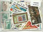 Lot timbres de Hongrie