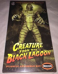 Moebius-Creature-from-the-Black-Lagoon-1-8-scale-model-kit-new-971