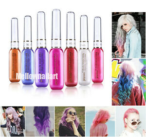 Joyous professional temporary hair color hair dye highlights image is loading joyous professional temporary hair color hair dye highlights pmusecretfo Images