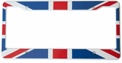 Britain England License Plate Frame High-grade painted 304 Stainless Steel
