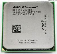 AMD Phenom X3 8650 Socket AM2, AM2+- Garantia 1 año
