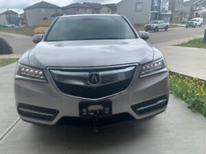 Fully Loaded 2015 Acura MDX Advance/Entertainment Package