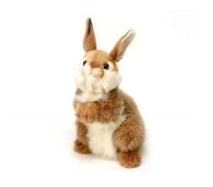 Hansa Carmel Easter Bunny / Baby Rabbit Stuffed Animal Plush Toy #3316