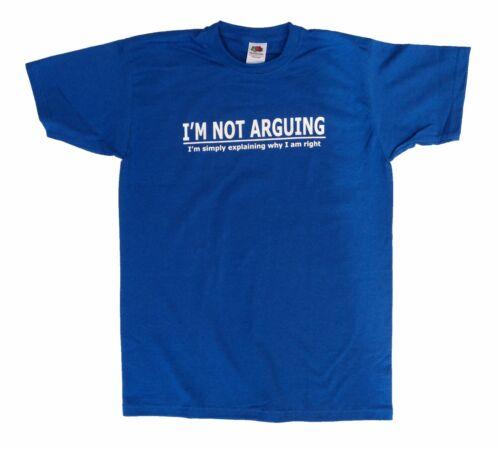 Je ne dis pas.. Drôle Hommes Idée Cadeau T Shirt
