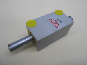 """COMPACT AUTOMATION BD118X2 1/8"""" NPT DOUBLE ACTING PNEUMATIC CYLINDER"""