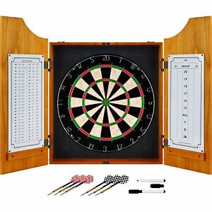 Image Is Loading Solid Wood Professional Dart Cabinet Set Dry Erase
