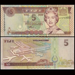 Fiji-5-Dollars-Banknote-ND-2002-P-105a-UNC-Australia-Paper-Money