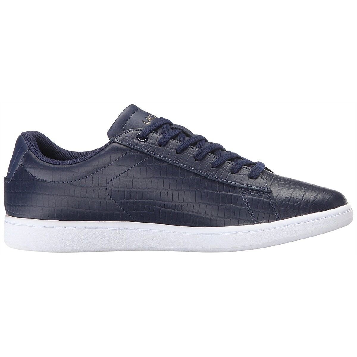Lacoste Fashion Damens Carnaby Evo Series Spw Fashion Lacoste Sneakers Lightweight Tennis Schuhes 51c366