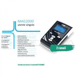 I-Tech Mag 2000 Apparecchio per Magnetoterapia Bassa Frequenza
