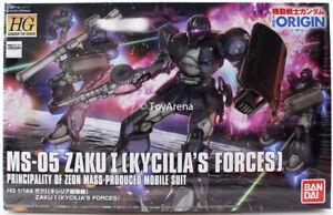 Gundam-The-Origin-1-144-HG-018-Zaku-I-Kycilia-039-s-Forces-Bandai-Model-Kit-US
