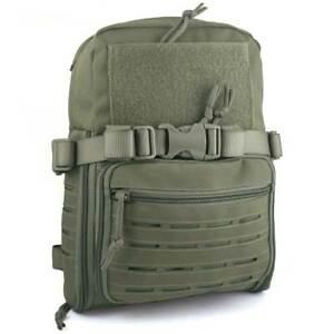BULLDOG MINI MOLLE RUCKSACK OLIVE GREEN Military Tactical Hydration Backpack