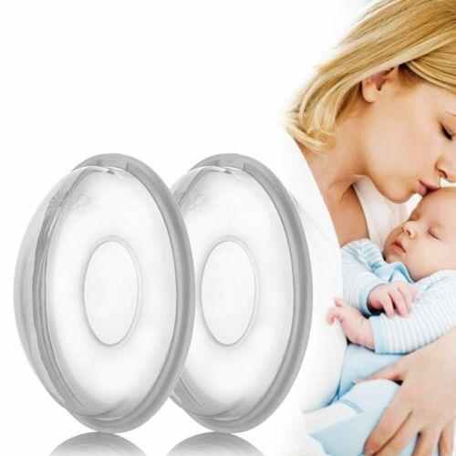 Breast Shell Former Cover Nipple Breastfeeding Feeding Milk Collector Saver New