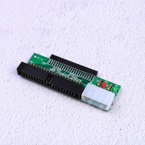 3.5 ide male to 2.5 ide female laptop hdd converter adapter 44pin to 40pinHK