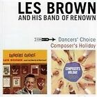 Les Brown - Dancers' Choice/Composer's Holiday (2012)