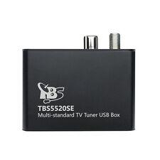 TBS5520SE Multi-standard Universal TV Tuner USB Box DVB-T2 and T2-Lite ISDB-T S2