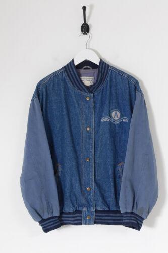 Vintage Men's Arizona Jean Company Denim Varsity J