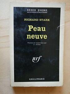 SERIE-NOIRE-1074-RICHARD-STARK-Peau-Neuve-EO-1964-Parker-Westlake
