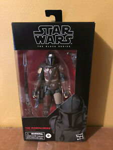 NOT-MINT-Hasbro-STAR-WARS-The-Black-Series-THE-MANDALORIAN-94-6-034-IN-HAND
