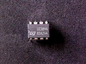 Details about UC3844 SGS / ST Microelectronics Switching Controller (DIP-8)