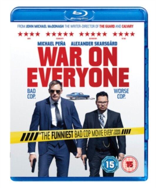 War On Everyone Blu-Ray Nuovo (ICON70322)
