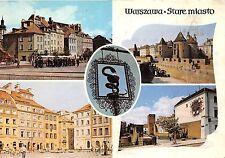 B29680 Warszawa Plac Zamkowy Rynek Starego Miasta  poland