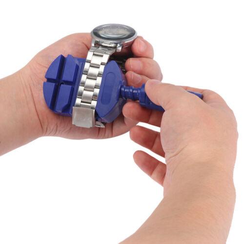 Uhrmacher Werkzeug Uhrenöffner Uhrengehäuseöffner Uhr Reparaturset 147//507tlg DE