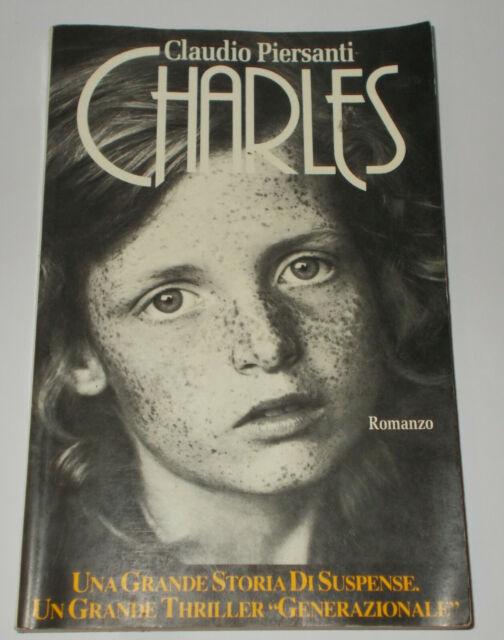 CHARLES CLAUDIO PIERSANTI 1988 TRANSEUROPA - ISBN 9788878280250
