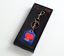 miniature 2 - BT21 Baby Leather Metal Keyring Keychain 7types Official K-POP Authentic Goods