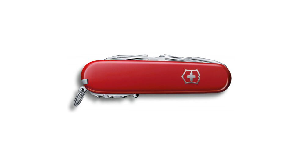 Swiss Army In Original Knife, Swisschamp, ROT, Victorinox 53501, New In Army Box 7408cd