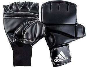 Adidas-Boxsack-Handschuhe-Boxhandschuhe-L-XL-aus-hochwertigem-Bueffelleder