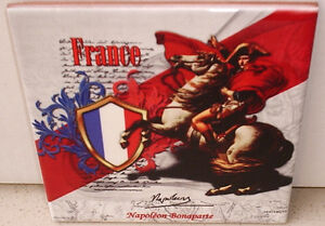 Napoleonic-Wars-NAPOLEON-Bonaparte-Horse-France-tribute-CERAMIC-tile-SALE-23-06