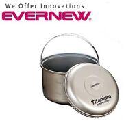 EVERNEW Titanium Cooker 23 Ceramic ECA429 5800ml family camp New from Japan