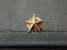 Pin Stern Goldfarben - 1,5 cm
