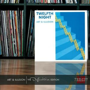 Twelfth-Night-Art-amp-Illusion-2CD-Definitive-Edition-Progressive-Rock