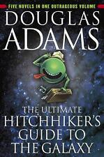 Hitchhiker's Guide to the Galaxy: The Ultimate Hitchhiker's Guide to the Galaxy by Douglas Adams (2002, Paperback)