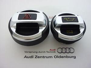 Audi-originales-r8-cierre-tapa-para-refrigerante-recipiente-tapa-del-aceite