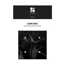 BTS Vol. 2 WINGS Album BANGTAN BOYS KPOP 2nd CD BOOK [ W , I , N ,or G Version ]